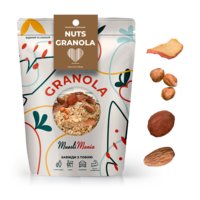 "гранола фото ""Nuts Granola"""